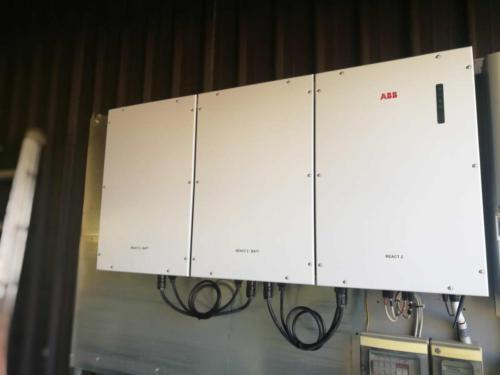 Impianto fotovoltaico 5,94 kW